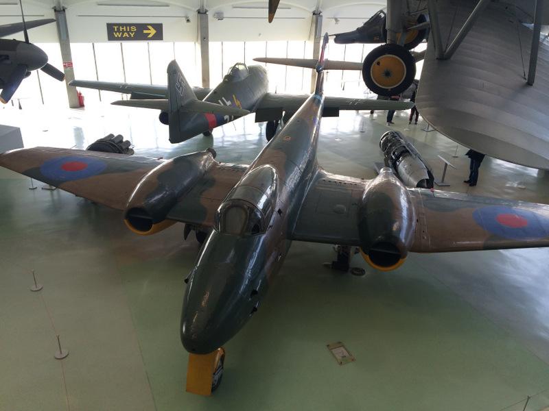 Gloster Meteor DG202/G