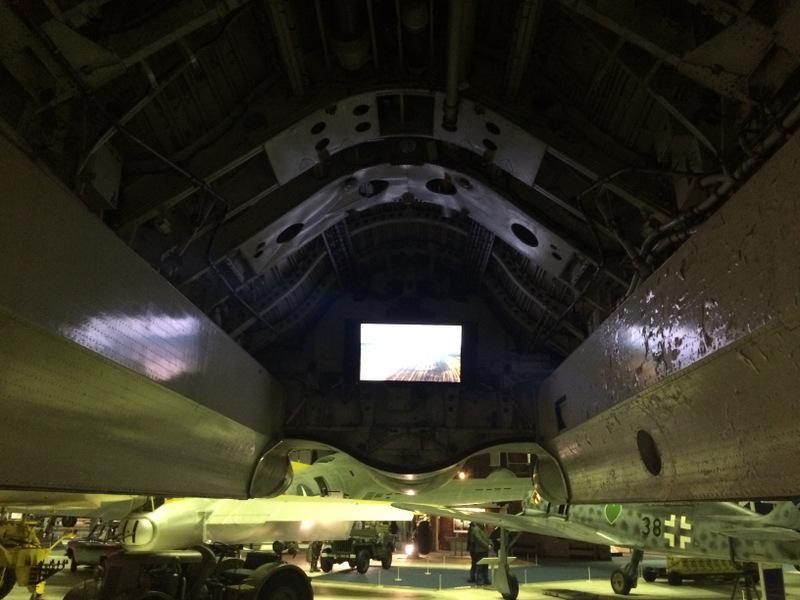 Avro Vulcan Bomb Bay