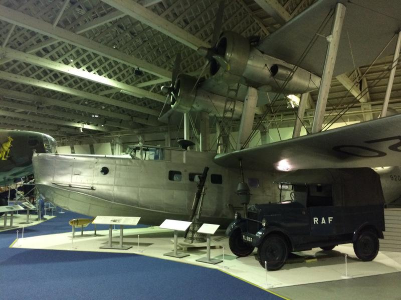 A Supermarine Stanraer.